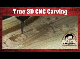 watch this before you a cnc machine for 3d carving updated