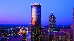 Image result for westin peachtree plaza hotel