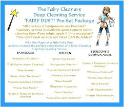 Names For Cleaning Service Business Cleaning And Organizing Services Flyer For A Cleaning Services
