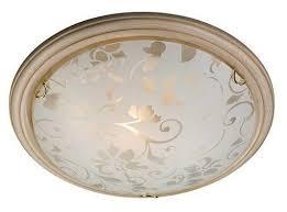 <b>Светильник Sonex</b> Provence Crema <b>256</b> — купить по выгодной ...