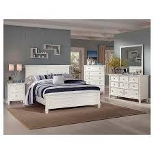Tamarack Bedroom Collection (White) - Eaton Hometowne Furniture ...