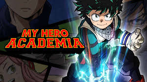 Watch <b>My Hero Academia</b> Episodes Sub & Dub | Action/Adventure ...