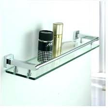 glass shower shelf new modern square chrome brass bathroom storage holder corner shelves australia floa chrome corner shower shelf