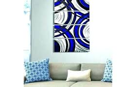 blue and silver wall decor navy wall art blue and silver wall art decoration medium size of navy for bedroom navy wall art dark blue navy blue and silver