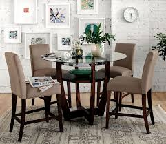 dining room chairs counter height. alcove counter-height table - merlot by factory outlet. dining room furniture chairs counter height e