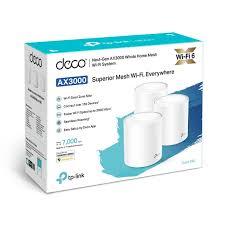 Deco X60 | AX3000 Домашняя <b>Mesh Wi</b>-<b>Fi система</b> | <b>TP</b>-<b>Link</b> Россия