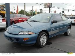 1998 Bright Aqua Metallic Chevrolet Cavalier Coupe #22919851 ...