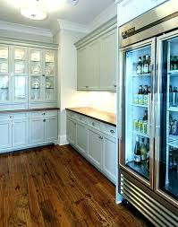glass door fridge front refrigerator for home modern kitchen design with cool double stainless steel glass door fridge