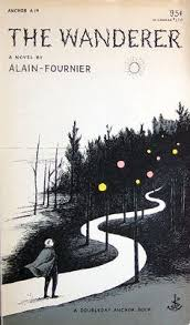 the wanderer a novel by alain fournier edward gorey cover ilration published 1953