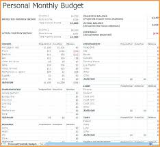 Monthly Bill Budget Monthly Bill Spreadsheet Template Income Expense Bi Weekly Budget