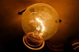light night glass reflection darkness lamp yellow lighting circle close up light fixture sphere shape macro