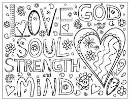 God Loves Me Coloring Page Coloring Pages Free Love Love God Love