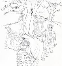 Small Picture Doctor who coloring pages Coloring Pages Pictures IMAGIXS