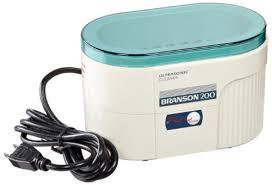 branson model b 200 ultrasonic cleaner 120v