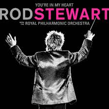 Rod Stewart Announces Orchestral Album Youre In My Heart