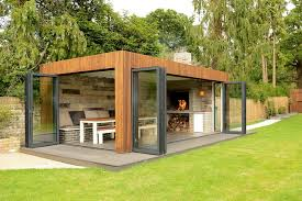 Small Picture All weather Braai BBQ Contemporary Garden Shed and Building