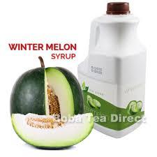 winter melon boba tea bubble tea syrup 64 fl oz