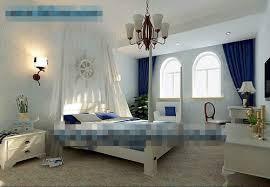 Captivating Mediterranean Style Bedroom