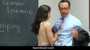 Teacher fucks teen schoolgirl after hot oral foreplay 18TUBE.XXX