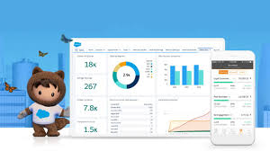 Org Chart Plus Salesforce Salesforce We Bring Companies And Customers Together On The