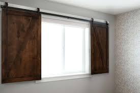 full size of frosted glass sliding barn door ideas rustic doors canada window shutters internal