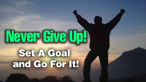 Best Wishes To Those Who Never Give Up