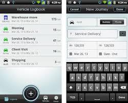 Vehicle Log Book App Vehicle Logbook 1 2 1 Apk Download For Android Com Kerofrog