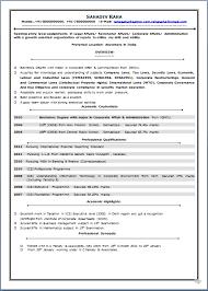 DOWNLOAD RESUME FORMAT IN PDF / WORD DOC