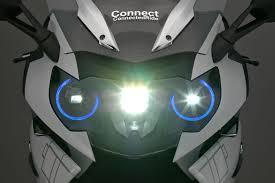 Sport Series bmw laser headlights : Laser headlights under development for K... | Visordown