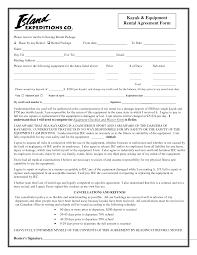 Equipment Contract Template Equipment Rental Agreement Ninjaturtletechrepairsco 9