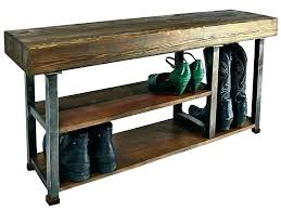 Hat And Coat Rack With Shelf Entryway Bench Seat With Hat Coat Rack Storage Shoe Shelf Benches 65