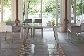 italian ideas giove dining table