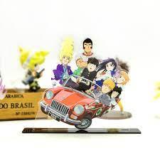 Bộ mô hình đồ chơi nhân vật mobu saiko hyaku trong phim hoạt hình mobu