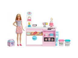 Кукла Barbie Праздничная блондинка FXF01 - Агрономоff