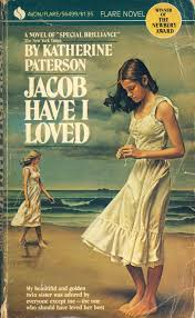 jacob have i loved katherine paterson favorite book cover of all time possibly