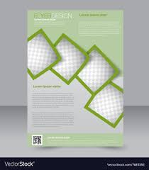 Design Brochure Template Brochure Design Flyer Template Editable A4 Poster