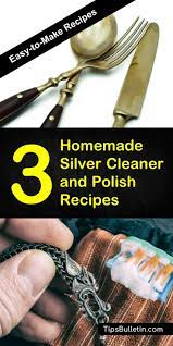 3 make your own silver cleaner polish