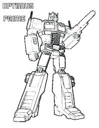 Transformer Color Pages Free Transformer Coloring Pages Bumblebee