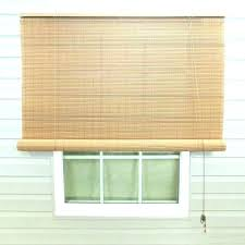 window outdoor shade outdoor roll up bamboo blinds medium size of outdoor blinds for windows roll