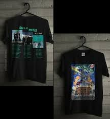 Fall Out Boy Merch Size Chart Details About The Hella Mega Tour 2020 T Shirt Green Day Fall Out Boy Weezer