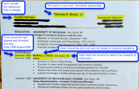 3 Reasons Why I Wouldn't Hire Tom Brady | Resume Genius