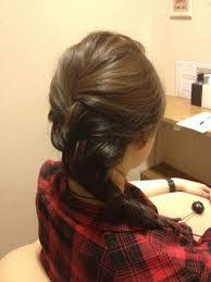 エルサの編込み髪型 子供の髪でも簡単にできるやり方 人気髪型