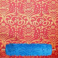 Patterned Enchanting Classic Pattern 48inch 48D Rubber Wall Decorative Tools Painting