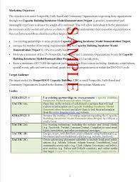 Marketing Proposal Template Free Pr Proposal Template Onepiece 20