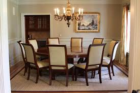 round dining table seats 10 design uk you delightful dining room furniture oval vinyl transitional gray wood painted black maple made in the usa
