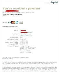 Fake Invoice Generator Fake Invoice Generator Paypal Invoice
