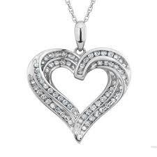 china double heart 925 silver pendants jewelry with aaa cz china 925 silver silver jewelry