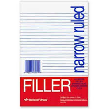 Paper Stationery Filler Graph Paper Rediform National