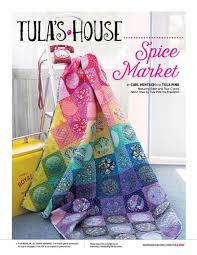 Spice Market Quilt Pattern Download &  Adamdwight.com
