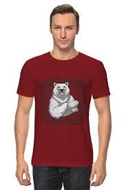 Футболка классическая <b>polar bear</b> #1776981 от stepan gilev по ...